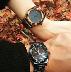 The Time Teller Acetate re-posted from @45yen_45yen. Show us yours. #nixon