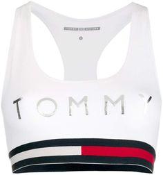aa42bbbd12a Tommy Hilfiger Logo Cropped Top - Farfetch