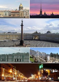 St. Petersburg, Russia.  One day I will return to this beautiful city that stole my heart!