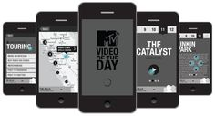 MTV Mobile — by Andrew Couldwell
