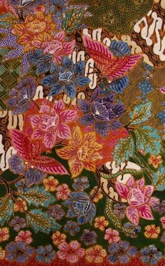 Djawa Baroe (New Java) Batik