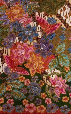 Djawa Baroe (New Java) Batik