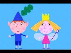 El pequeño reino de Ben y Holly - El robot de juguete - El picnic acampa...
