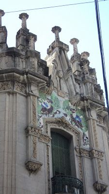 Bar La Sede Art Nouveau Rosario, Argentina
