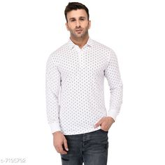 Tshirts Men's Collar Full Sleeves Printed White T-Shirt Fabric: Cotton Sleeve Length: Long Sleeves Pattern: Printed Multipack: 1 Sizes: S (Chest Size: 39 in Length Size: 27.5 in)  XL (Chest Size: 45 in Length Size: 29 in)  L (Chest Size: 43 in Length Size: 28.5 in)  M (Chest Size: 41 in Length Size: 28 in)  XXL (Chest Size: 47 in Length Size: 29.5 in) Country of Origin: India Sizes Available: S, M, L, XL, XXL, XXXL   Catalog Rating: ★4.2 (501)  Catalog Name: Trendy Elegant Men Tshirts CatalogID_1148540 C70-SC1205 Code: 853-7195792-999