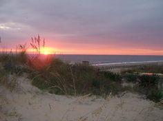 Sand Bridge Beach Sandbridge Beach is a quiet, family orientated beach, located just south of the virginia beach resort area