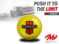 MOTIV Forza Redline.  Push it to the limit!