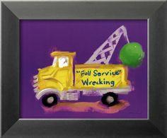 Full Service Wrecking Julisteet tekijänä Anthony Morrow AllPosters.fi-sivustossa