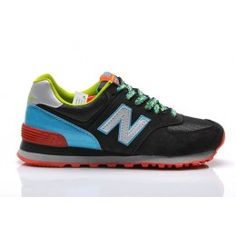 the best attitude fa21b 19411 New Balance 574 Suede Mujer zapatillas running negro azul cielo plata red  rojos Jw4ek Roshe Run