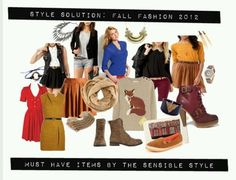 Fall #Fashion Must-Have Items