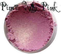 This is the prettiest mineral eyeshadow I've EVER seen!!! Etsy.com