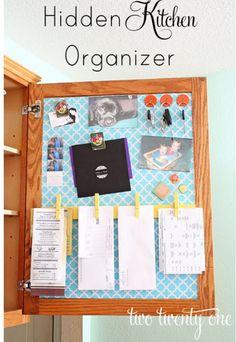 Home/family organization