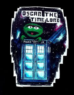 Oscar the Time Lord