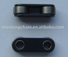 can supply various of roller chain,special chain,chain link, etc.pitch:31.75mmmaterial: 40Mn/30GrMnTi/C10steel