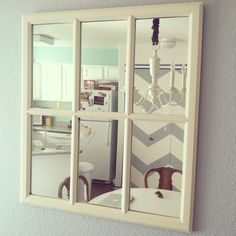 Window mirror.  I want to do this with Black frame and then hang curtains to make it look like a real window on a wall.