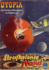 science fiction covers