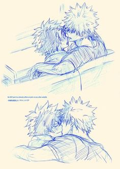 Read from the story KATSUDEKU by (Chibi) with reads. My Hero Academia Episodes, Hero Academia Characters, Anime Characters, Buko No Hero Academia, My Hero Academia Manga, Hero Poster, Cute Anime Guys, Ship Art, Cute Gay