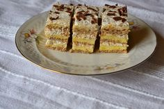 Myra's kitchen: Prajitura egipteana Food Cakes, Waffles, Cake Recipes, Caramel, Pie, Baking, Breakfast, Desserts, Kitchen