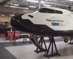 says its full-scale Dream Chaser spaceship prototype is at last ready to be sent to a NASA center in California for test flights. Sierra Nevada Corporation, Dream Chaser, Tech Toys, Gliders, Nasa, Spaceship, Scale, Commercial, California