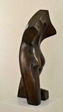 Jan Pater decided to dedicate himself professionally to sculpting. An important impetus came . Human Sculpture, Stone Sculpture, Modern Sculpture, Sculpture Clay, Sculptures, Metal Art, Wood Art, Organic Ceramics, Plastic Art