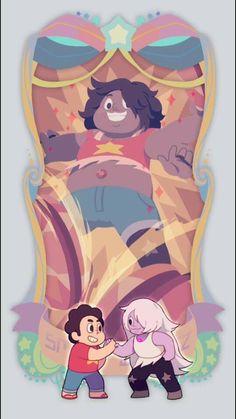 Steven universe Smokey quartz  Source : http://touch.pixiv.net/member_illust.php?id=3998611&p=4