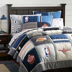 1000 images about nba room ideas on pinterest miami for Boys rugby bedroom ideas