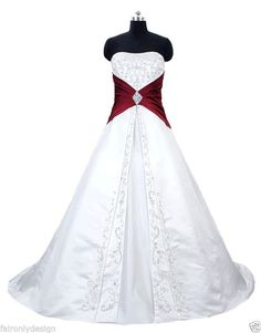 Faironly 2014 Custom Strapless Wedding Dress Chapel Trian Bridal Gown Plus Size