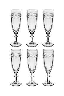 6 taças cristal Miss Désirée36 cl