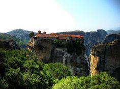 Meteora Varlaam, one of the Meteora Monasteries of Greece