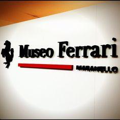 Museo Ferrari Maranello - Instagram by @poohstraveler