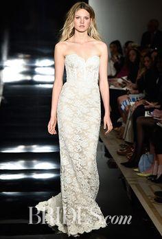 Brides: Reem Acra Wedding Dresses - Spring 2017 - Bridal Fashion Week