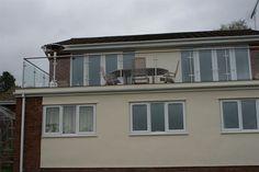#Stainless #Glass #Balcony #Balustrade