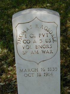 Veteran of the Spanish American War