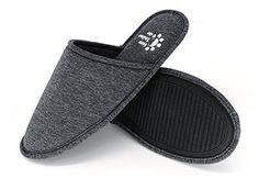 Men's 4 Seasons Cotton Washable Slippers with Matching Tr... https://www.amazon.com/dp/B00Q81VDEC/ref=cm_sw_r_pi_awdb_x_h6vszbV4V5DJG