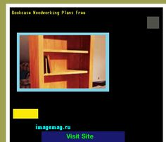 Bookcase Woodworking Plans Free 191024 - The Best Image Search