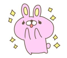 Simple is Bunny - Creators' Stickers