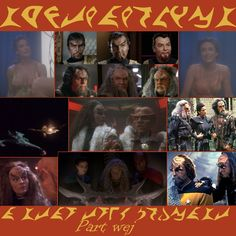 Episode 19: Klingons Part wej!  This week on Synthaholics, Fayth escapes her Ferengi captors and blames her capture on David! We also talk a few Star Trek news topics before getting on to the main event Klingons! This time we talk some Klingons culture episodes from Deep Space Nine! During the episode we got sidetracked talking about Jake even though he wasn't featured in any of the episodes we speak about. Then when we talk about the Sword of Kahless David disappears for this discussion....
