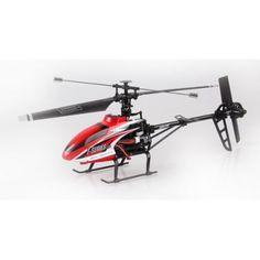 Zdalnie Sterowany Helikopter 2,4GHz MJX F646 to jednostka wyprodukowana przez firmę MJX znaną z produkcji dobrych modeli latających. Helikopter posiada zaawansowaną konstrukcję z głowicą jedno wirnikową, która jest sterowana przy pomocy serwo mechanizmu. Opis, dane techniczne, komentarze oraz film Video znajdziesz na naszej stronie, nie ma jeszcze komentarzy, to czemu nie zostawisz swojego:)