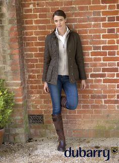 The #Dubarry Longford #Boots.