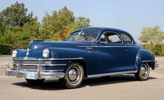 Chrysler Windsor coupe