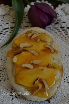 Pastelitos rústicos de manzana  y avellanas. http://enmilbatallas.com/2012/04/11/pastelitos-rusticos-de-manzana-y-avellanas/