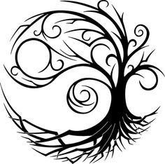 Celtic tree of life pattern deviantart 52 Ideas for 2019 Cool Tattoos, Tree Tattoo Designs, Trendy Tattoos, Celtic Tree, Neck Tattoo, Sleeve Tattoos, Rose Tattoos, Ink Tattoo, Celtic Tree Of Life