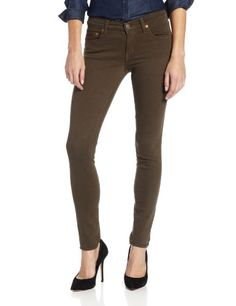 Red Engine Women's Scorcher Super Skinny Ankle Length Jean, Olive, 24 Red Engine http://smile.amazon.com/dp/B00D3DOYJ4/ref=cm_sw_r_pi_dp_9rv0vb0DVNJ8V