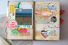 Marie-Nicolas ALLIOT Happy little moment class Studio calico Maggie Holmes-5 by Maniscrap, via Flickr
