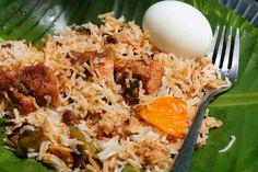 YUMMY TUMMY: White Chicken Biryani Recipe / Yummy Tummy Special Biryani Recipe