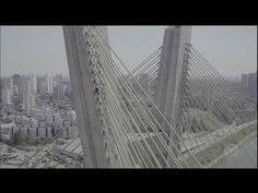 Escalador Felipe Camargo encara subida de quase 140 metros