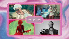 The 8 Best Music Videos of June 2021   Pitchfork Girl Life Hacks, Girls Life, Michel Gondry, Vince Staples, Monster Mask, John Malkovich, Soul Singers, Nightmare On Elm Street, Scary Movies