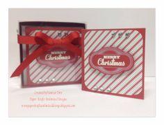 3x3 cards with 3x3 box  #CTMH, #ctmh,#holidays, #cricut, #artiste http://wwwpaperkraftsunlimiteddesings.blogspot.com/2013/12/12-days-of-christmas-project-post-day-11.html