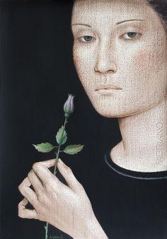 Vladimir Dunjic 1957 | Serbian Figurative painter | Tutt'Art@ | Pittura * Scultura * Poesia * Musica |