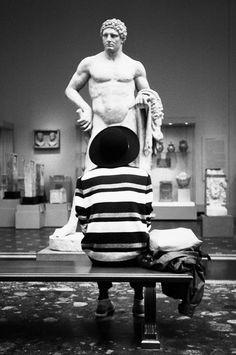 Ravageuses appreciate art.   by Daniel Arnold